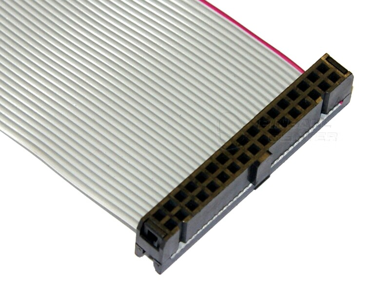 34-pin female to 34-pin female ribbon cable (5 cm length)