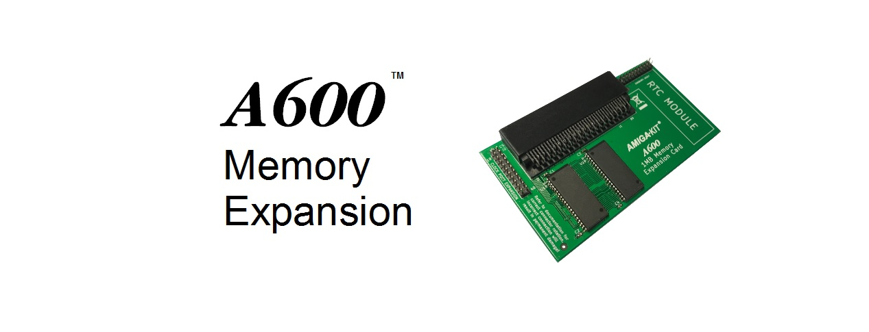A600 1MB Memory Expansion