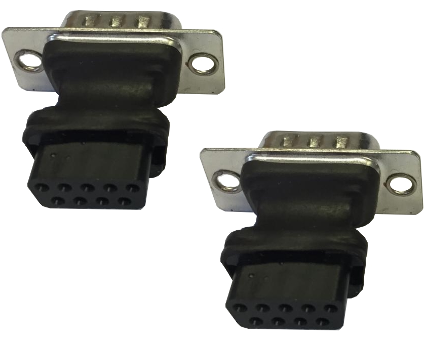 A600 Mouse / Joystick Port Adapter (Double Pack)