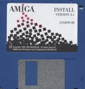 HD Install 3.1 Disk