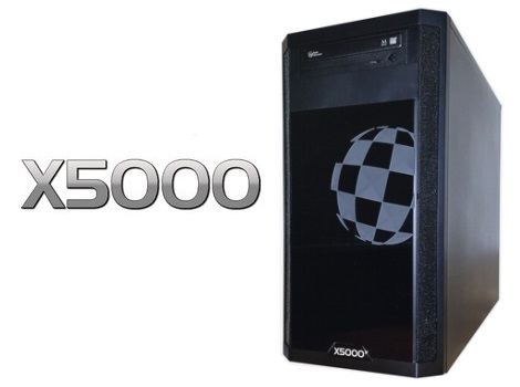 X5000 System Built To Order